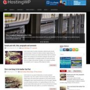 HostingWP Blogger Templates