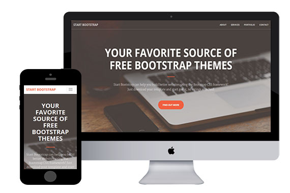 Free Download Bootstrap Html5 Template