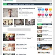 Ideas Mag Blogger Templates