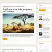 Ignite Responsive Blogger Templates