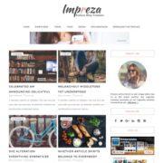 Impreza Blogger Templates