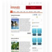 Innovate Blogger Templates