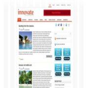 Innovate Blogger Templates
