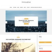 Innovative Blogger Templates
