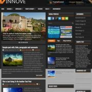 Innove Blogger Templates