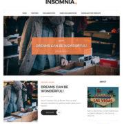 Insomnia Blogger Templates