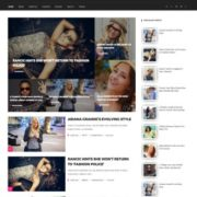 Inspiro Multipurpose Blogger Templates