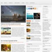 Intenso Blogger Templates