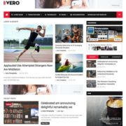 Ivero Blogger Templates