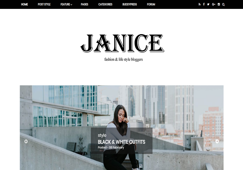 Janice Blogger Template is a beautifully crafted minimalist responsive blogspot theme with fast loading speed and seo friendly code