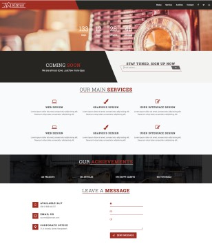 Jaximus Blogger Templates