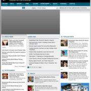 Johny Portal 2 Blogger Templates