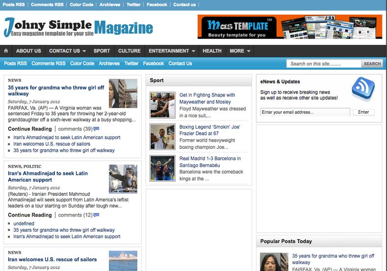 Johny Simple Magazine blogger template. Free Blogger templates. Blog templates. Template blogger, professional blogger templates free. blogspot themes, blog templates. Template blogger. blogspot templates 2013. template blogger 2013, templates para blogger, soccer blogger, blog templates blogger, blogger news templates. templates para blogspot. Templates free blogger blog templates. Download 1 column, 2 column. 2 columns, 3 column, 3 columns blog templates. Free Blogger templates, template blogger. 4 column templates Blog templates. Free Blogger templates free. Template blogger, blog templates. Download Ads ready, adapted from WordPress template blogger. blog templates Abstract, dark colors. Blog templates magazine, Elegant, grunge, fresh, web2.0 template blogger. Minimalist, rounded corners blog templates. Download templates Gallery, vintage, textured, vector, Simple floral. Free premium, clean, 3d templates. Anime, animals download. Free Art book, cars, cartoons, city, computers. Free Download Culture desktop family fantasy fashion templates download blog templates. Food and drink, games, gadgets, geometric blog templates. Girls, home internet health love music movies kids blog templates. Blogger download blog templates Interior, nature, neutral. Free News online store online shopping online shopping store. Free Blogger templates free template blogger, blog templates. Free download People personal, personal pages template blogger. Software space science video unique business templates download template blogger. Education entertainment photography sport travel cars and motorsports. St valentine Christmas Halloween template blogger. Download Slideshow slider, tabs tapped widget ready template blogger. Email subscription widget ready social bookmark ready post thumbnails under construction custom navbar template blogger. Free download Seo ready. Free download Footer columns, 3 columns footer, 4columns footer. Download Login ready, login support template blogger. Drop down menu vertical drop down menu page navigation menu breadcrumb navigation menu. Free download Fixed width fluid width responsive html5 template blogger. Free download Blogger Black blue brown green gray, Orange pink red violet white yellow silver. Sidebar one sidebar 1 sidebar 2 sidebar 3 sidebar 1 right sidebar 1 left sidebar. Left sidebar, left and right sidebar no sidebar template blogger. Blogger seo Tips and Trick. Blogger Guide. Blogging tips and Tricks for bloggers. Seo for Blogger. Google blogger. Blog, blogspot. Google blogger. Blogspot trick and tips for blogger. Design blogger blogspot blog. responsive blogger templates free. free blogger templates.Blog templates. Johny Simple Magazine blogger template. Johny Simple Magazine blogger template. Johny Simple Magazine blogger template.