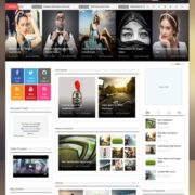 Johnymag Responsive Blogger Templates