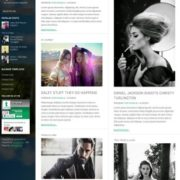 Journey Responsive Blogger Templates