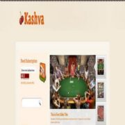 Kashva Blogger Templates