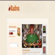 Kashva Blogger Templates