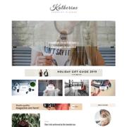 Katherine Blogger Templates