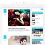 Klarity Responsive Blogger Templates