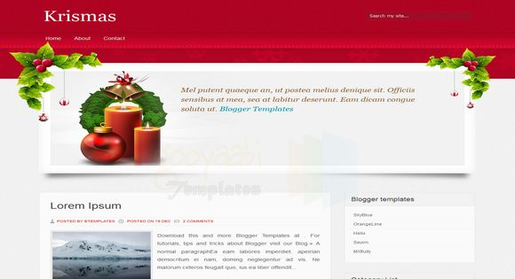 Krismas Blogger Template.Free Blogger templates. Blog templates. Template blogger, professional blogger templates free. blogspot themes, blog templates. Template blogger. blogspot templates 2013. template blogger 2013, templates para blogger, soccer blogger, blog templates blogger, blogger news templates. templates para blogspot. Templates free blogger blog templates. Download 1 column, 2 column. 2 columns, 3 column, 3 columns blog templates. Free Blogger templates, template blogger. 4 column templates Blog templates. Free Blogger templates free. Template blogger, blog templates. Download Ads ready, adapted from WordPress template blogger. blog templates Abstract, dark colors. Blog templates magazine, Elegant, grunge, fresh, web2.0 template blogger. Minimalist, rounded corners blog templates. Download templates Gallery, vintage, textured, vector,  Simple floral.  Free premium, clean, 3d templates.  Anime, animals download. Free Art book, cars, cartoons, city, computers. Free Download Culture desktop family fantasy fashion templates download blog templates. Food and drink, games, gadgets, geometric blog templates. Girls, home internet health love music movies kids blog templates. Blogger download blog templates Interior, nature, neutral. Free News online store online shopping online shopping store. Free Blogger templates free template blogger, blog templates. Free download People personal, personal pages template blogger. Software space science video unique business templates download template blogger. Education entertainment photography sport travel cars and motorsports. St valentine Christmas Halloween template blogger. Download Slideshow slider, tabs tapped widget ready template blogger. Email subscription widget ready social bookmark ready post thumbnails under construction custom navbar template blogger. Free download Seo ready. Free download Footer columns, 3 columns footer, 4columns footer. Download Login ready, login support template blogger. Drop down menu v