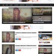 Lady Finger List Blogger Templates