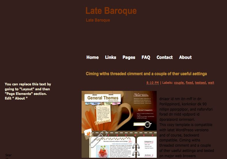 Late Baroque blogger template. Free Blogger templates. Blog templates. Template blogger, professional blogger templates free. blogspot themes, blog templates. Template blogger. blogspot templates 2013. template blogger 2013, templates para blogger, soccer blogger, blog templates blogger, blogger news templates. templates para blogspot. Templates free blogger blog templates. Download 1 column, 2 column. 2 columns, 3 column, 3 columns blog templates. Free Blogger templates, template blogger. 4 column templates Blog templates. Free Blogger templates free. Template blogger, blog templates. Download Ads ready, adapted from WordPress template blogger. blog templates Abstract, dark colors. Blog templates magazine, Elegant, grunge, fresh, web2.0 template blogger. Minimalist, rounded corners blog templates. Download templates Gallery, vintage, textured, vector, Simple floral. Free premium, clean, 3d templates. Anime, animals download. Free Art book, cars, cartoons, city, computers. Free Download Culture desktop family fantasy fashion templates download blog templates. Food and drink, games, gadgets, geometric blog templates. Girls, home internet health love music movies kids blog templates. Blogger download blog templates Interior, nature, neutral. Free News online store online shopping online shopping store. Free Blogger templates free template blogger, blog templates. Free download People personal, personal pages template blogger. Software space science video unique business templates download template blogger. Education entertainment photography sport travel cars and motorsports. St valentine Christmas Halloween template blogger. Download Slideshow slider, tabs tapped widget ready template blogger. Email subscription widget ready social bookmark ready post thumbnails under construction custom navbar template blogger. Free download Seo ready. Free download Footer columns, 3 columns footer, 4columns footer. Download Login ready, login support template blogger. Drop down menu vertical drop down menu page navigation menu breadcrumb navigation menu. Free download Fixed width fluid width responsive html5 template blogger. Free download Blogger Black blue brown green gray, Orange pink red violet white yellow silver. Sidebar one sidebar 1 sidebar 2 sidebar 3 sidebar 1 right sidebar 1 left sidebar. Left sidebar, left and right sidebar no sidebar template blogger. Blogger seo Tips and Trick. Blogger Guide. Blogging tips and Tricks for bloggers. Seo for Blogger. Google blogger. Blog, blogspot. Google blogger. Blogspot trick and tips for blogger. Design blogger blogspot blog. responsive blogger templates free. free blogger templates.Blog templates. Late Baroque blogger template. Late Baroque blogger template. Late Baroque blogger template.