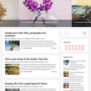 Lavelle Blogger Templates