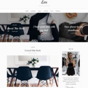 Lex Blogger Templates