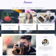 Limmer Blogger Templates