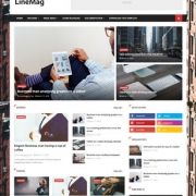 LineMag Blogger Templates