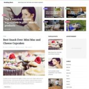 LiteMag Blogger Templates