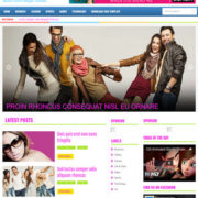 LollyPop Blogger Templates