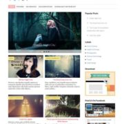 Loveria Responsive Blogger Templates