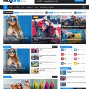 MagOne Responsive Blogger Templates