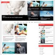 Magalla Blogger Templates