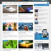 Magento Blogger Templates