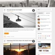 Magnet Responsive Blogger Templates