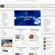 Magnificent Blogger Templates