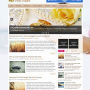 Marriage Blogger Templates