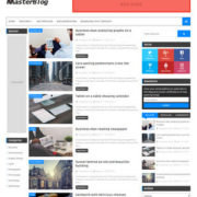Master Blog Blogger Templates