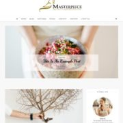 MasterPiece Slider Blogger Templates