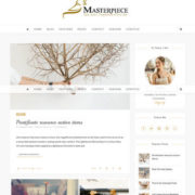 Masterpiece Blogger Templates
