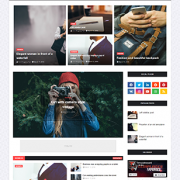 Masy Blogger Templates