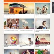 Max Blog Blogger Templates