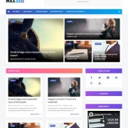 MaxSeo Blogger Templates