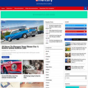 Mercury Blogger Templates