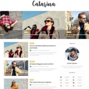 Catarin Blogger Templates