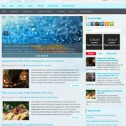 Mixie Blogger Templates
