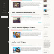 Moments Responsive Blogger Templates