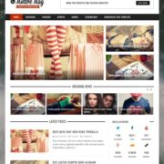 Motive Mag Blogger Templates